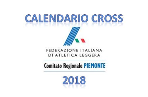 Calendario Fidal Piemonte 2020.Calendario Fidal Calendario 2020