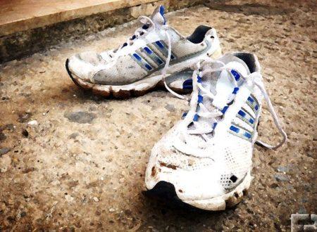 Raccolta scarpe usate per Nonnoboi ed i runners Keniani