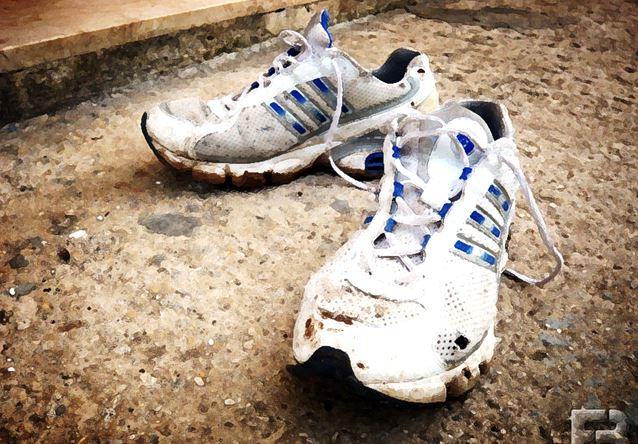 separation shoes f7638 ef6a7 Raccolta scarpe usate per Nonnoboi ed i runners Keniani