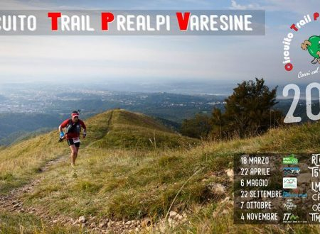 Circuito Trail Prealpi Varesine 2018