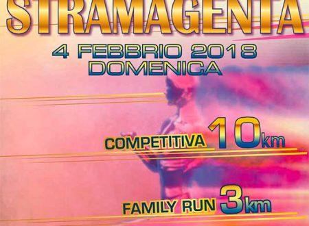 Stramagenta 2018 – Volantino, Programma Gare, iscrizioni