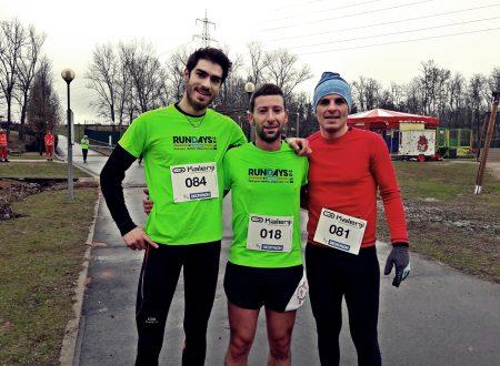 RunDays Gerenzano 2018 a Garbarino e Galvani