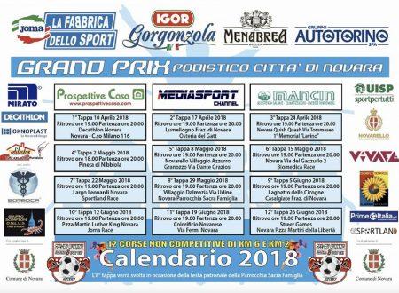 Grand Prix Città di Novara 2018
