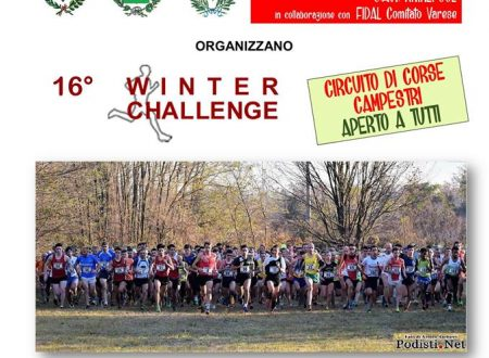 Winter Challenge 2018 – Calendario gare