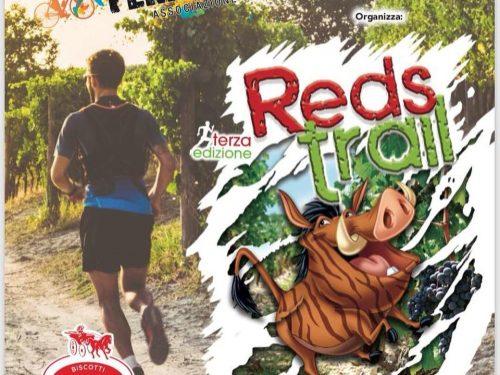Reds Trail 3.0 – 17 km… anzi no 21