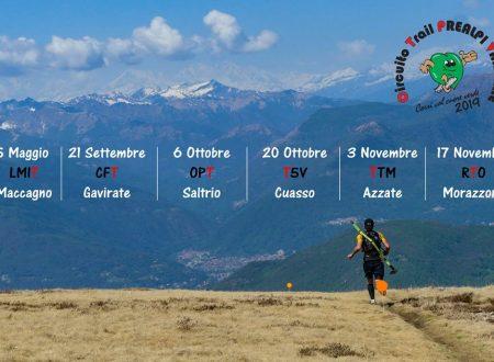 Circuito Trail Prealpi Varesine 2019
