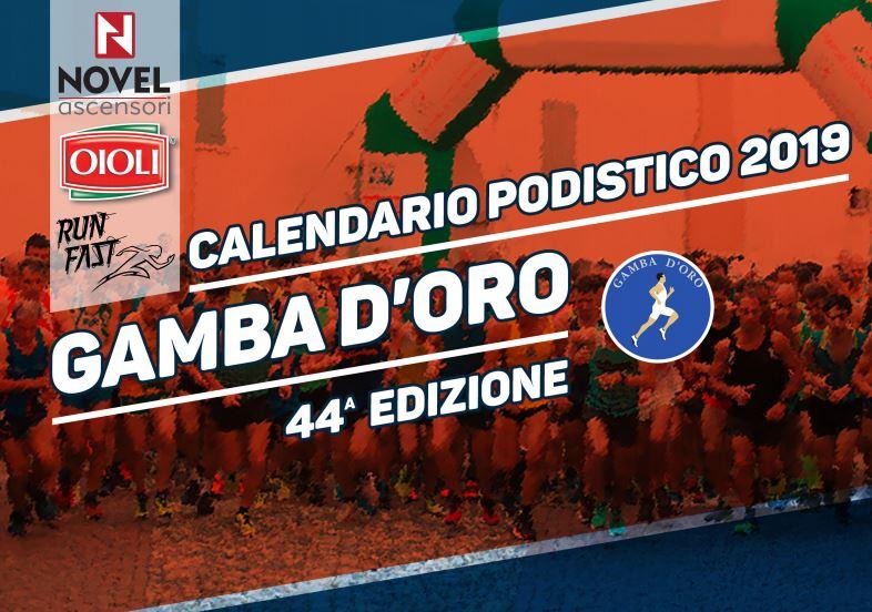 Calendario Gamba Doro 2020.Gamba D Oro 2019 Calendario Gare