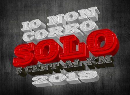 Io Non Corro Solo 2019 – Gennaio
