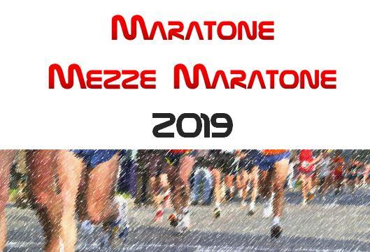 Calendario Gamba Doro 2020.Calendario Maratone E Half Marathon 2019