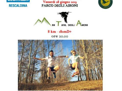 Mini Trail degli Aironi 2019 – Gerenzano (VA)