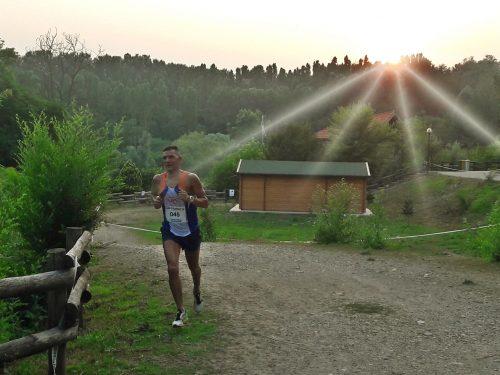 1° Mini Trail degli Aironi a Mortillaro e Di Domenico
