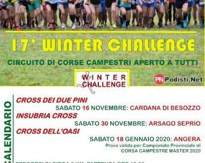 Winter Challenge 2019/2020