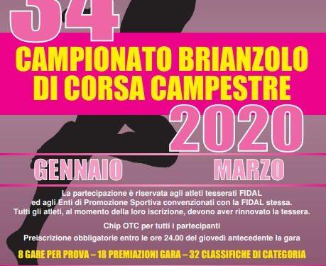Campionato Brianzolo di Corsa Campestre 2020