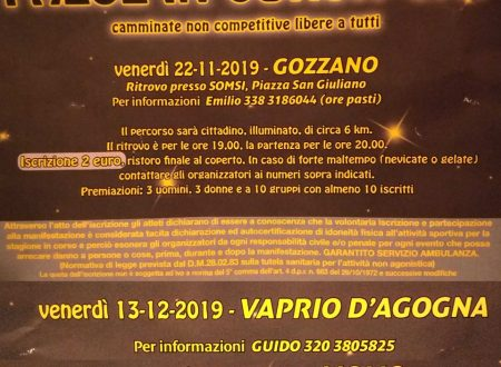 Paese in corsa 2019