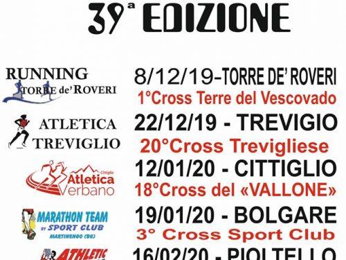 Trofeo Monga 2019/2020